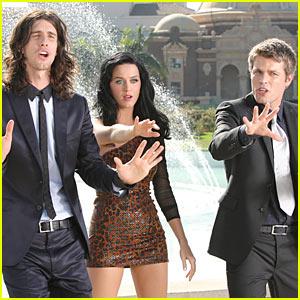 Katy Perry & 3OH!3 — 'Starstrukk' Music Video Preview!