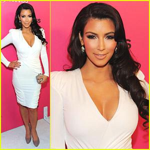Kim Kardashian: 2009 Hollywood Style Awards