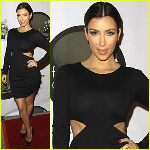 Kim Kardashian: Famous Cupcakes Grand Opening!