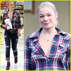 LeAnn Rimes: New Songs About Heartbreak and Love!