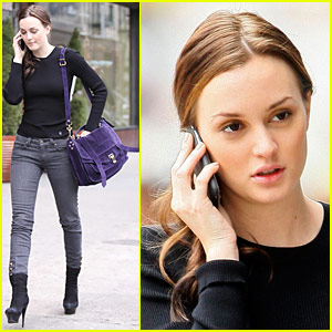 Leighton Meester: 'Somebody To Love' is First Single!