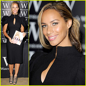 Leona Lewis Attacked At Book Signing