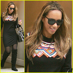 Leona Lewis Bounces Back