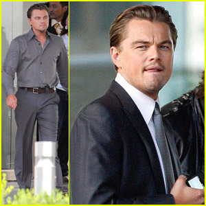 Leonardo DiCaprio: Inception Headed To IMAX