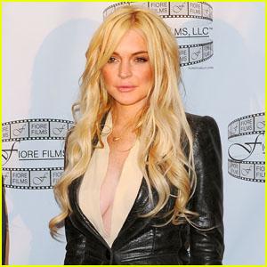 Lindsay Lohan: New 6126 Leggings Ad Campaign Pics!
