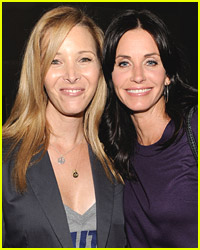 Lisa Kudrow Will Guest Star On 'Cougar Town'