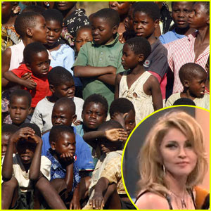 Madonna on Raising Malawi: Will You Join Me?