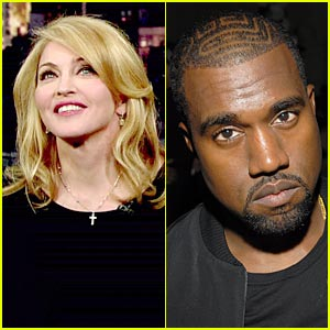 Madonna to Kanye West: Put A Lid On It