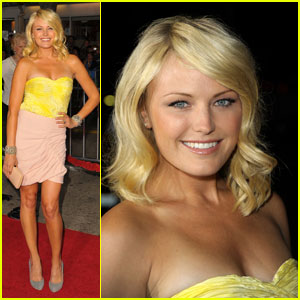 Malin Akerman is Couples Retreat Ravishing