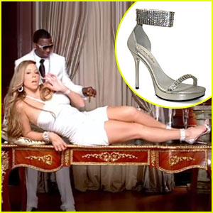 Win Mariah Carey's Carmen Steffens Shoes!