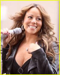 Mariah Carey is High in The Sky