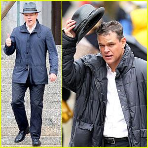 Matt Damon & Ben Affleck: Distant Cousins