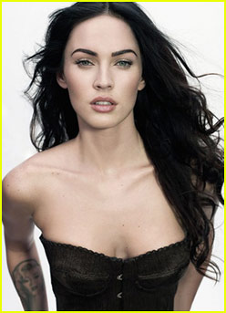 Megan Fox: Armani's New Unde