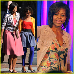 Michelle Obama: You Can Make A Difference