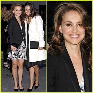 Natalie Portman & Mila Kunis: Ballet Bunch
