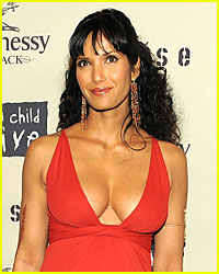 Padma Lakshmi is Red Hot at Keep A Child Alive