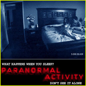 Paranormal Activity Stills Scaring Up Audiences