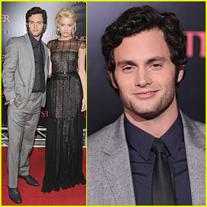 Penn Badgley Premieres The Stepfather