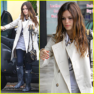 Rachel Bilson: All Nat's All The Time