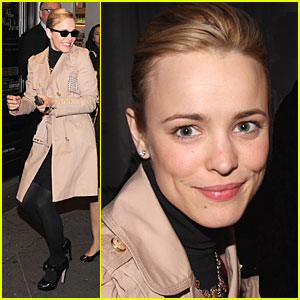 Rachel McAdams Goes 'After Miss Julie'