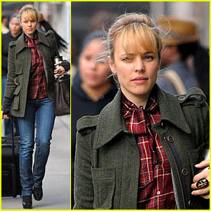 Rachel McAdams is Soho Stunning