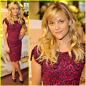 Reese Witherspoon: In Bloom with Avon