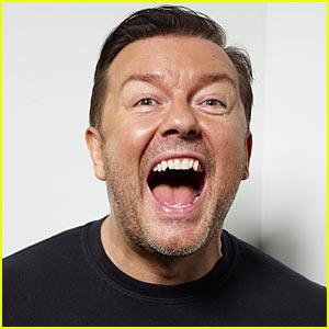 Ricky Gervais: Golden Globes Host!