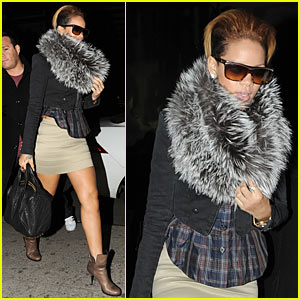 Rihanna: Alexander Wang Wonderful