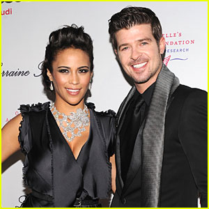 Robin Thicke To Be A Dad!