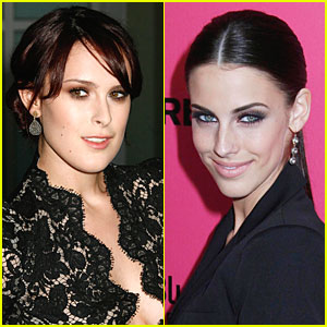 Rumer Willis' 90210 Lesbian Romance Revealed