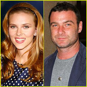 Scarlett Johansson & Liev Schreiber: Broadway Tag Team!