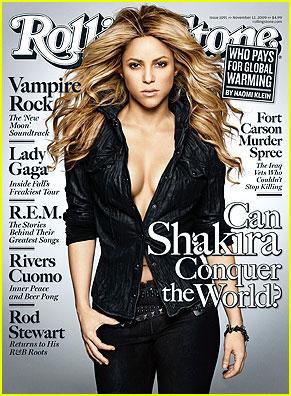 Shakira's Body: Asking to Reproduce
