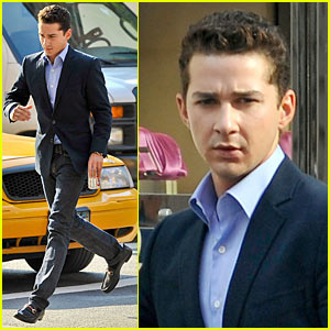 Shia LaBeouf: Diet Coke Run, Literally