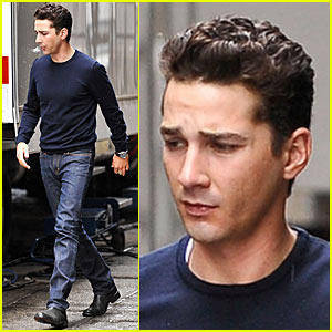 Shia LaBeouf: Spit and Shine