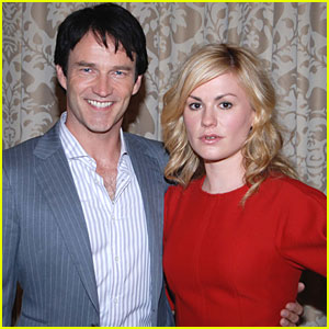 Stephen Moyer Proposed on A White Sandy Beach
