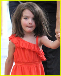Suri Cruise Is Headed To Catholic School?