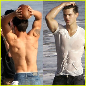 Taylor Lautner: Rolling Stone Sexy