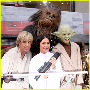Today Show's Halloween Costumes: Star Wars Characters!