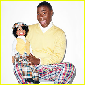 Tracy Morgan is The Puppet Master