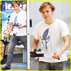 William Moseley: Blockbuster Boy