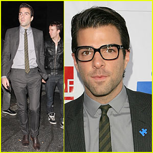 Zachary Quinto: Autism Speaks Th
