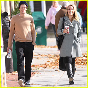 Adam Brody & Dianna Agron: Dating?