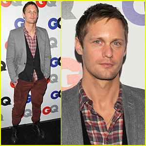 Alexander Skarsgard: 'I'm Excited To Get Naked!'