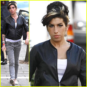 Amy Winehouse Is Ready To Wrap