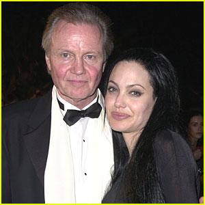 Jon Voight & Angelina Jolie: Reconciled!