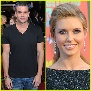 Audrina Patridge & Mark Salling: Hot Hollywood Hook-Up