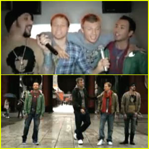 Backstreet Boys - 'Bigger' Music Video