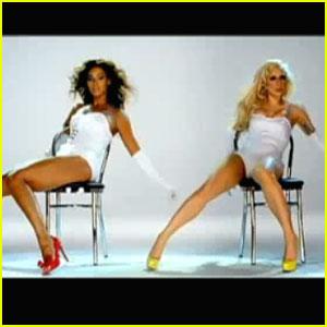 Beyonce & Lady Gaga -- 'Video Phone' Music Video!