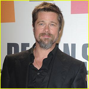 Brad Pitt Fills My 'Dark Void'
