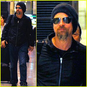 Brad Pitt: Tok-Yo Gabba Gabba!